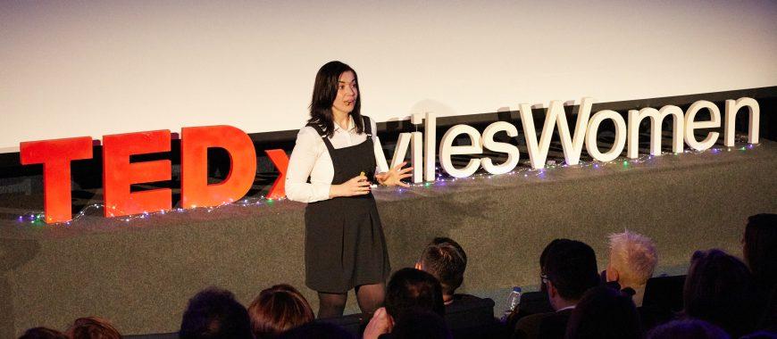 TEDx Avilés Women. La mujer en la vanguardia del conocimiento