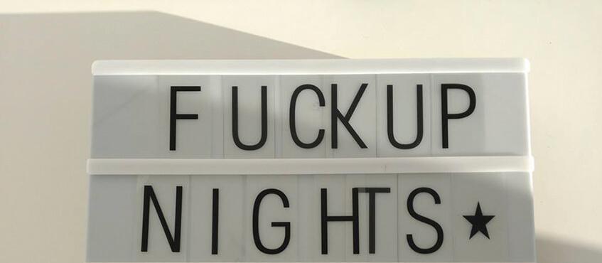 FuckUp Nights Avilés