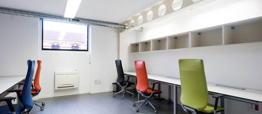 Oficina tecnológica 25 m2
