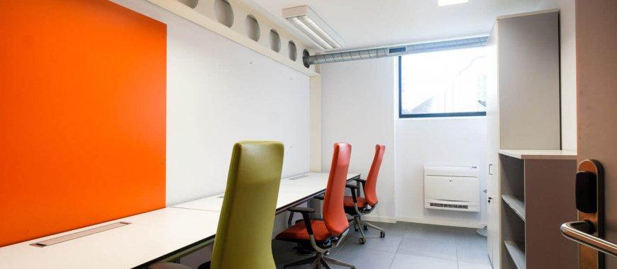 Oficina tecnológica de 15 m2