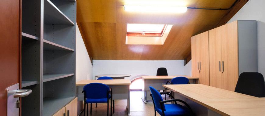 Oficinas de 25 m2