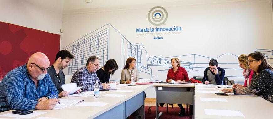 Las empresas instaladas en La Curtidora crecen hasta 116, un 10% más que en 2016
