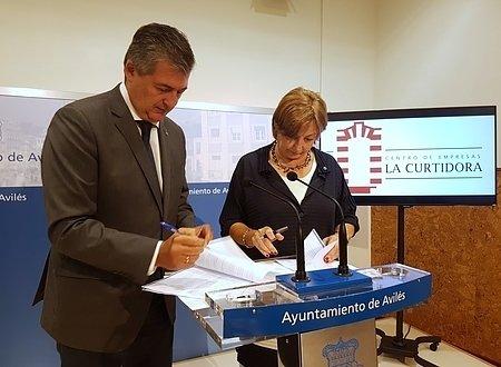 La Curtidora y Abanca renuevan su acuerdo de apoyo a emprendedores y empresas