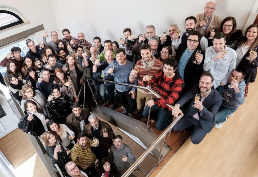 La Curtidora cierra 2018 con 126 empresas y el 80% de su espacio de alquiler ocupado