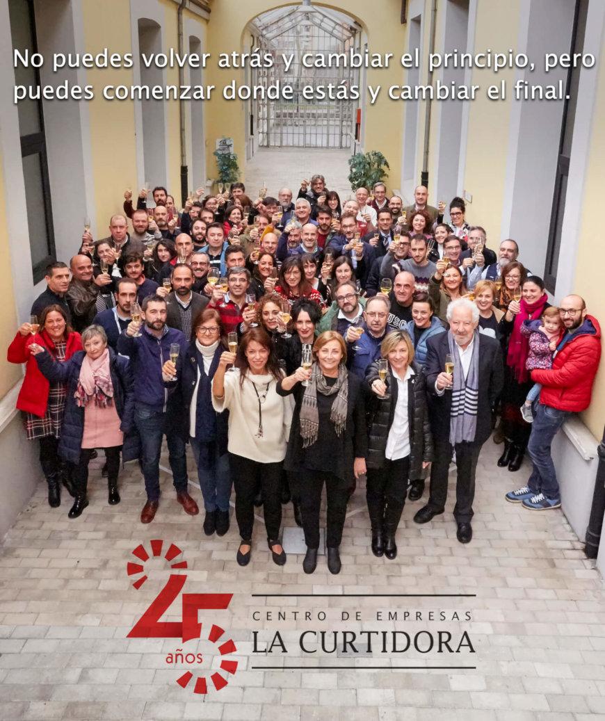 La Curtidora se asoma a su 25º aniversario con récord de empresas instaladas