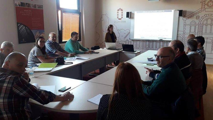 Sesión de información sobre Ayudas a la Transformación Digital: Sector Industrial