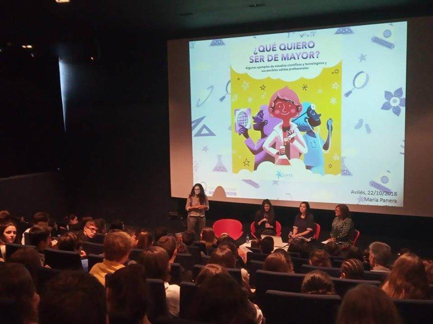 Jornadas Ciencia y Tecnología en femenino