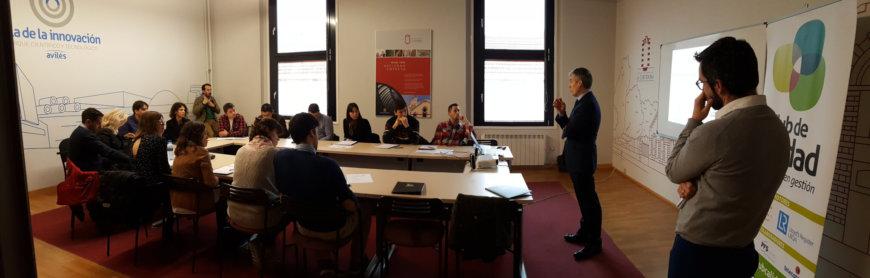 """Clausura de la segunda edición del proyecto """"Avilés Industria 5S"""""""