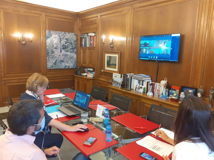 La Curtidora aprueba un presupuesto para 2021 de 593.000 euros y congela los alquileres por quinto año